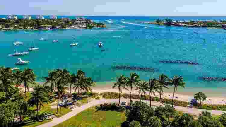Peanut Island, na região de Palm Beaches - Divulgação - Divulgação