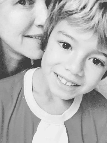 Luana Piovani e seu filho Dom - Reprodução/Instagram