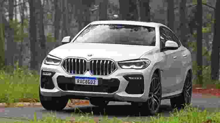 BMW X6 1 - Murilo Góes/UOL - Murilo Góes/UOL