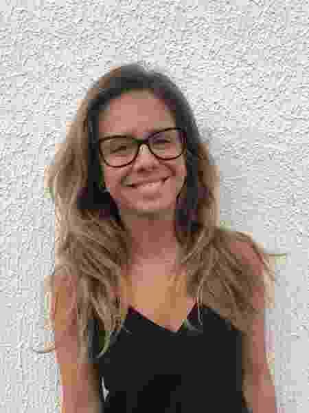 Nastássia Romanó Leite de Castro, coordenadora do Rooms Against Covid, no Brasil: projeto apóia profissionais de saúde e gera renda - Divulgação - Divulgação