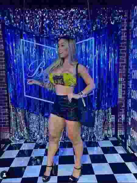 DJ Allana Azevedo foi apontada como affair de Gabigol - Reprodução/Instagram