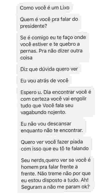 Gustavo Mendes 1 - Reprodução/Instagram @gustavomendestv - Reprodução/Instagram @gustavomendestv