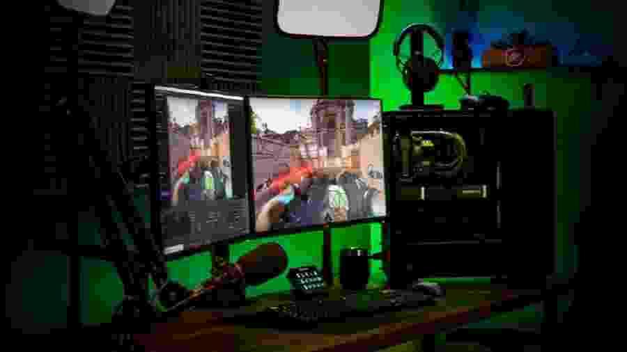 Natal traz diversas opções de compras para os gamers - Divulgação/NVIDIA