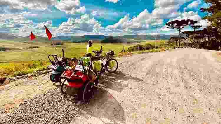 Na Estrada - Casal com 3 filhos - Divulgação - Divulgação