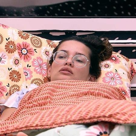 Advogada disse que já chegou a arrumar um quarto inteiro enquanto dormia - Reprodução/Globoplay