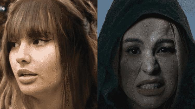 Thaís e Kerline - Carla Borges Pi/HBO/Globo/Reprodução - Carla Borges Pi/HBO/Globo/Reprodução