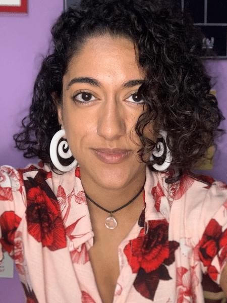 A psicóloga carioca Rafaela Queiroz, 29, já nasceu sendo soropositiva - Arquivo pessoal