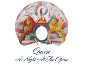 A night at the Opera - Queen - Divulgação - Divulgação