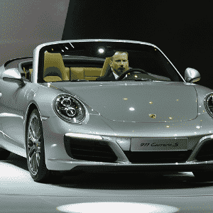 Porsche 911 Carrera S 2016 - Murilo Góes/UOL