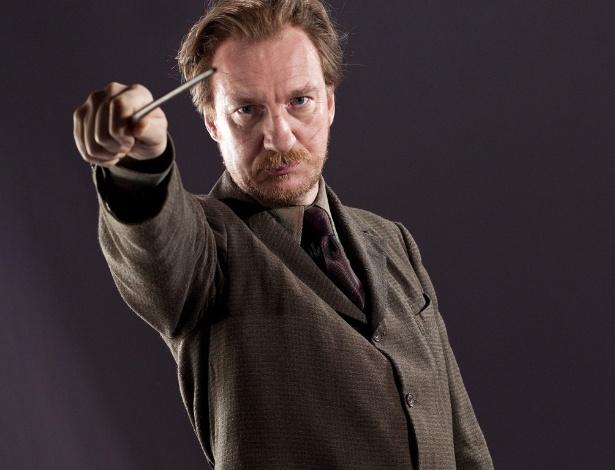O ator inglês David Thewlis viveu o personagem Remo Lupin no cinema - Divulgação