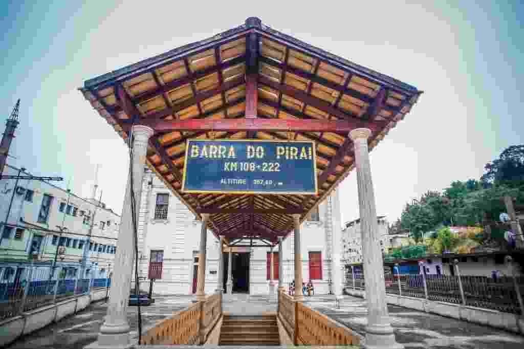 Festival de Cinema Estudantil de Barra do Piraí - Antiga Estação Ferroviária - Edson Lopes Jr./UOL