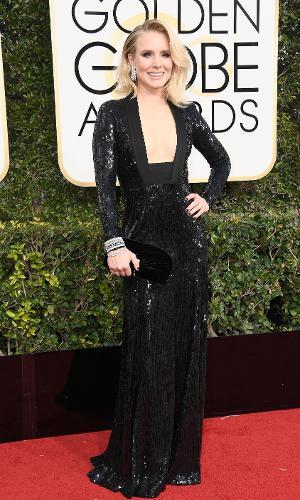 Globo de Ouro 2017: Kristen Bell