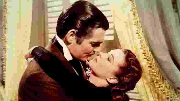 """Cena do filme """"...E o Vento Levou"""" (1939), de Victor Fleming - Reprodução - Reprodução"""
