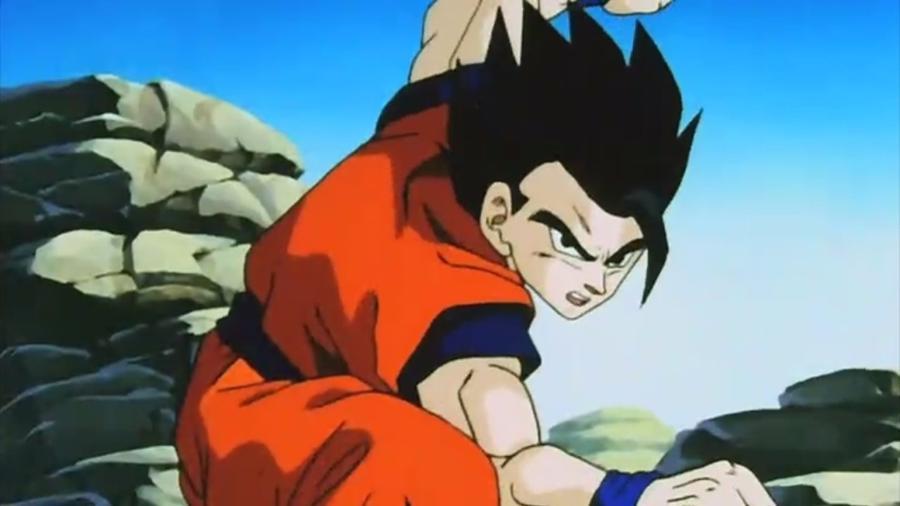 """Gohan treinou muito, voltou à Terra botando banca, mas acabou sendo mais um a tomar uma decisão estúpida em """"Dragon Ball Z"""" - Reprodução"""
