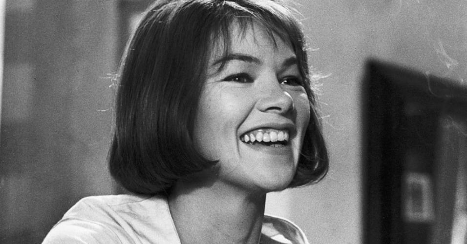 "Glenda Jackson em cena de ""Domingo Maldito"" (1971)"