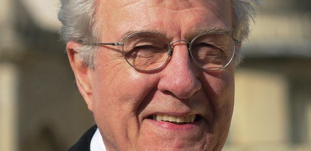 O diretor de arte Terence Marsh, que morreu aos 86 anos