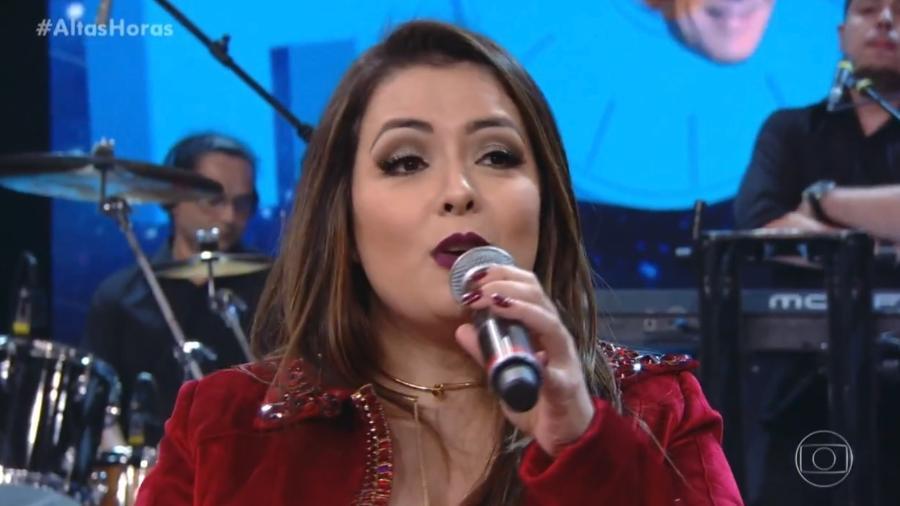 Li Martins, do Rouge - Reprodução/Globo