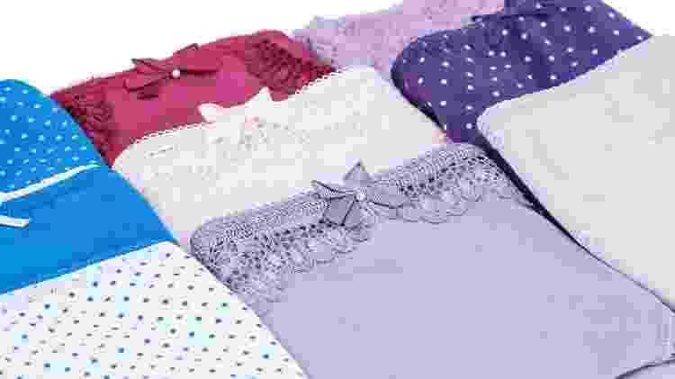 Lave suas calcinhas com sabão neutro, que são livres de substâncias que podem irritar ainda mais a região íntima   - iStock