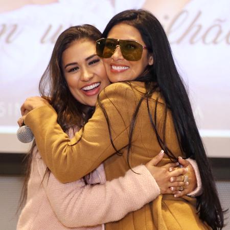 As irmãs Simone & Simaria   - Manuela Scarpa/Brazil News
