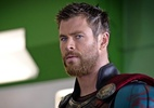"""Os """"parças"""" de Chris Hemsworth que o ajudam a virar Thor no cinema - Reprodução"""