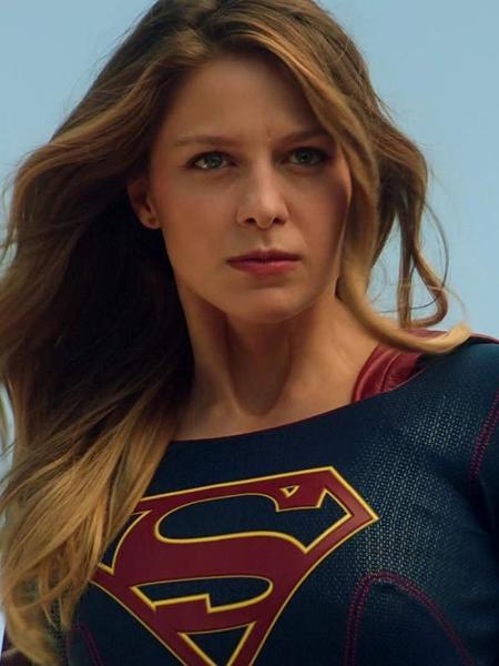 Melissa Benoist é a Supergirl na série de TV - Divulgação