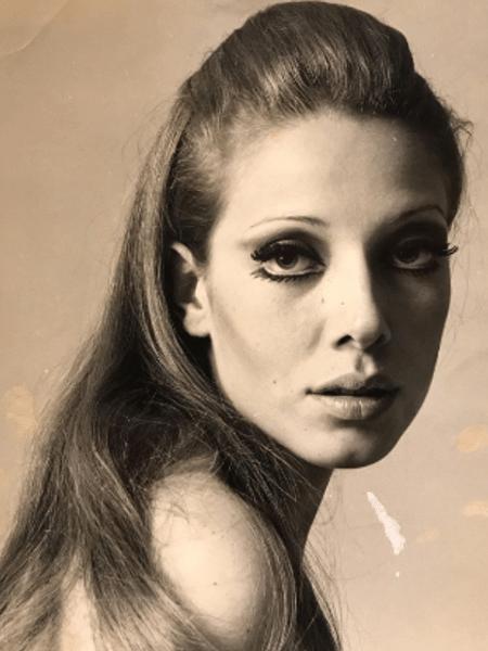 Marília Gabriela lembra foto de quando tinha 20 anos - Reprodução/Instagram