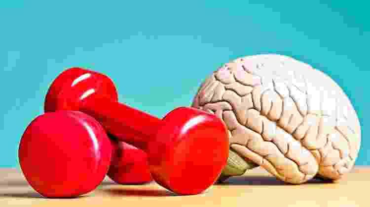 Cérebro exercício - iStock - iStock