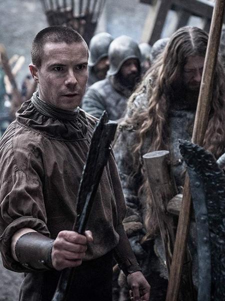 """Gendry (Joe Dempsie) em cena da última temporada de """"Game of Thrones"""" - Divulgação"""