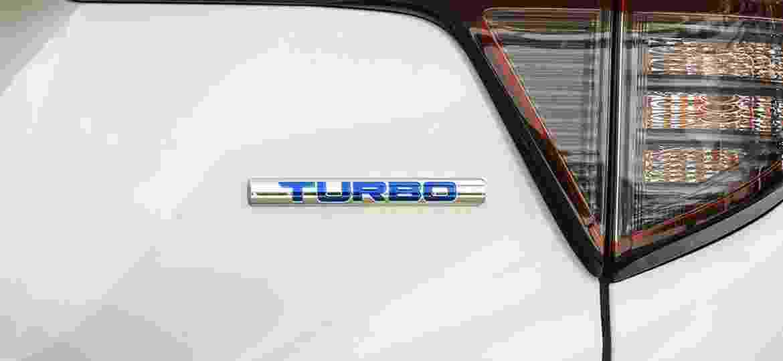 Não é só emblema: força do turbo move melhor carroceria pesada do SUV, mantendo baixo consumo - Divulgação