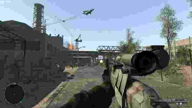 Chernobyl Commando - Reprodução - Reprodução