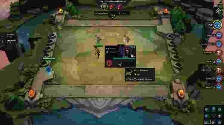 Teamfight Tactics 3 - Reprodução - Reprodução