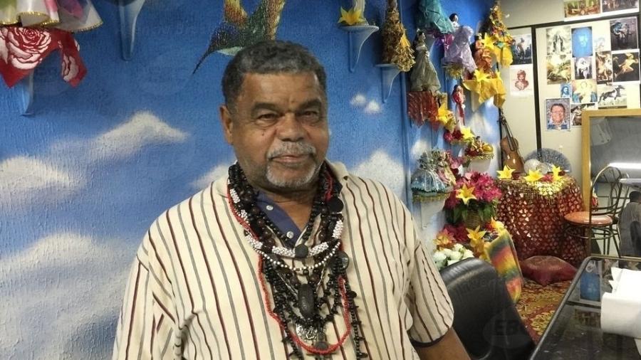 Laíla, diretor de Carnaval  - Reprodução