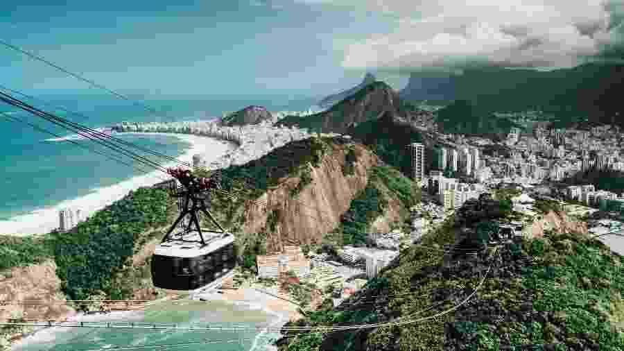 Bondinho do Pão de Açúcar, no Rio de Janeiro - iStock