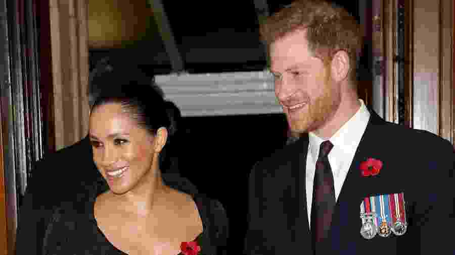 Meghan e Harry  - Getty Images