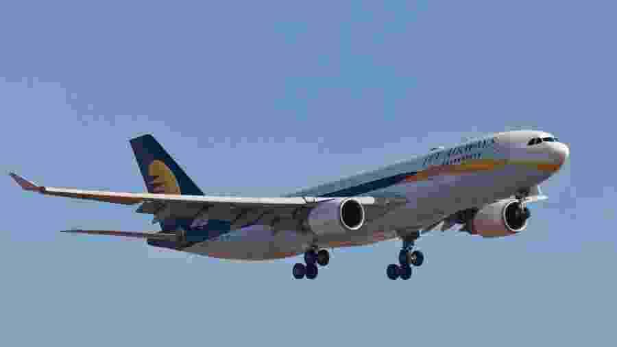 Avião da Jet Airways - iStock
