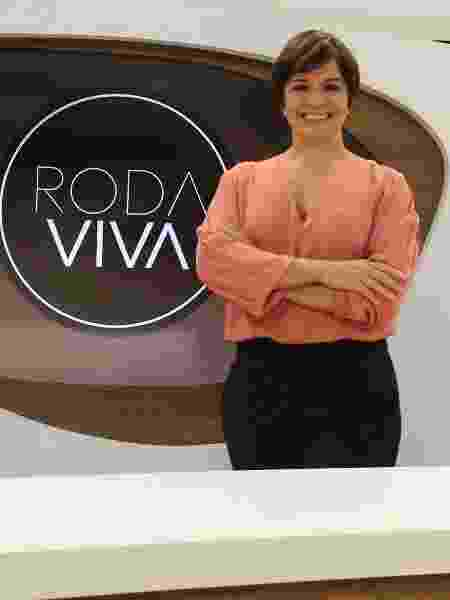 "Vera Magalhães vai estrear no ""Roda Viva"" - TV Cultura"