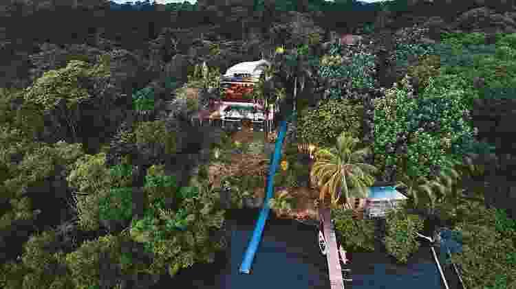 Piscina no Bambuda Lodge, no Panamá - iStock