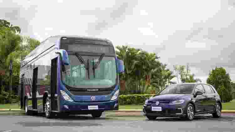 Separados no nascimento: E-Flex e Golf GTE são exemplos de híbridos da VW - Malagrine Estúdio