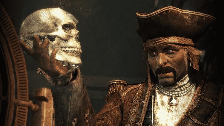 Assassin's Creed Sage - Reprodução - Reprodução