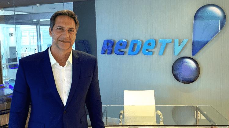 lacombe redetv - divulgação/RedeTV - divulgação/RedeTV