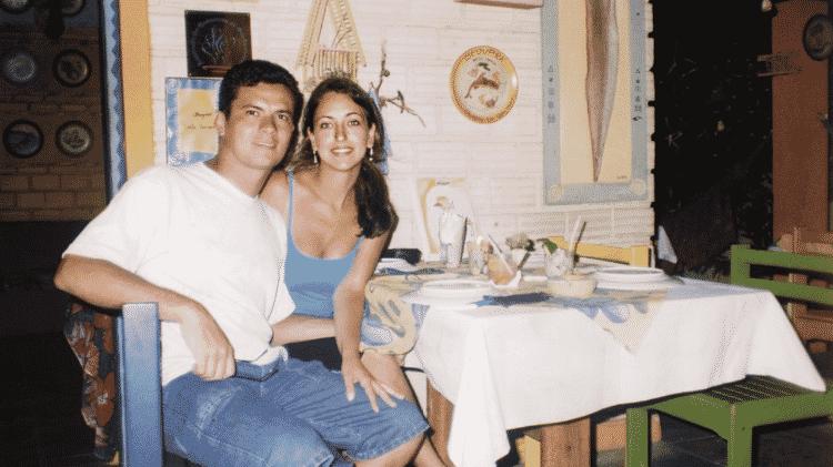 Sergio e Rosangela Moro - Arquivo Pessoal - Arquivo Pessoal