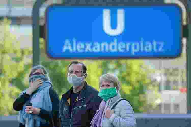 Desde o começo da pandemia, a Alemanha passou por uma série de restrições. Entre elas, lockdown - Getty Images - Getty Images