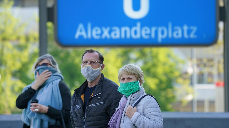 Desde o começo da pandemia, a Alemanha passou por uma série de restrições. Entre elas, lockdown - Getty Images