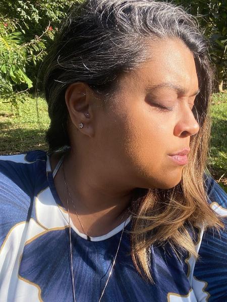 Preta Gil posa e faz elogios aos seus cabelos brancos - Reprodução/Instagram