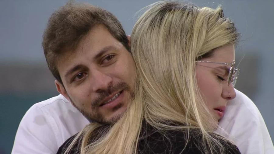 BBB 21: Viih Tube chora e pede desculpa para Caio - Reprodução/ Globoplay