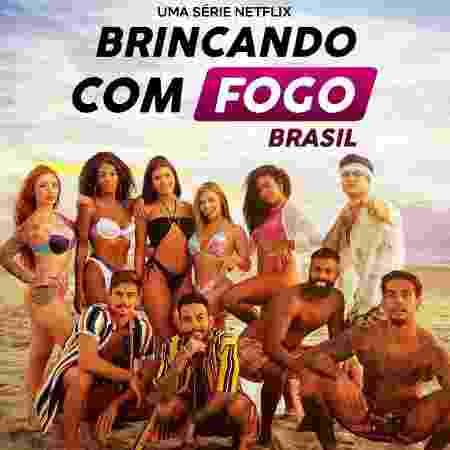 Netflix faz versão brasileira de 'Brincando com Fogo' - Divulgação/Netflix - Divulgação/Netflix