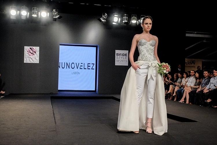 Desfile Bridestyle 2015 - Nuno Velez