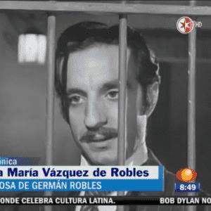 21.nov.2015 - Germán Robles - Reprodução/Canal de las Estrellas/Televisa