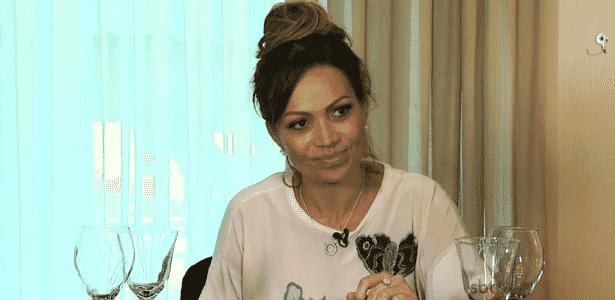 Solange Almeida revelou ter feito um aborto aos 17 anos durante entrevista - Reprodução/SBT.com.br