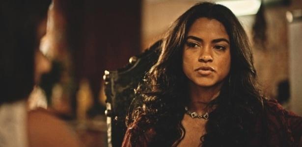 """Em """"Velho Chico"""", Luzia contará para Olívia que ela não é irmã de Miguel - Reprodução/Gshow"""